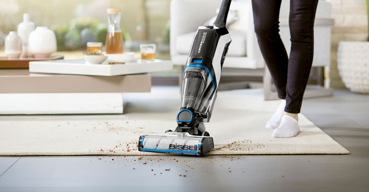 The new wave of floor cleaning
