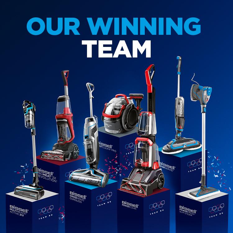 Our Winning Team