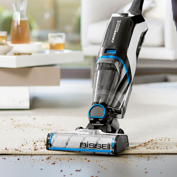 bissell crosswave max multi surface cleaner