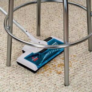 Supreme Sweep™ Compact Rechargeable Sweeper