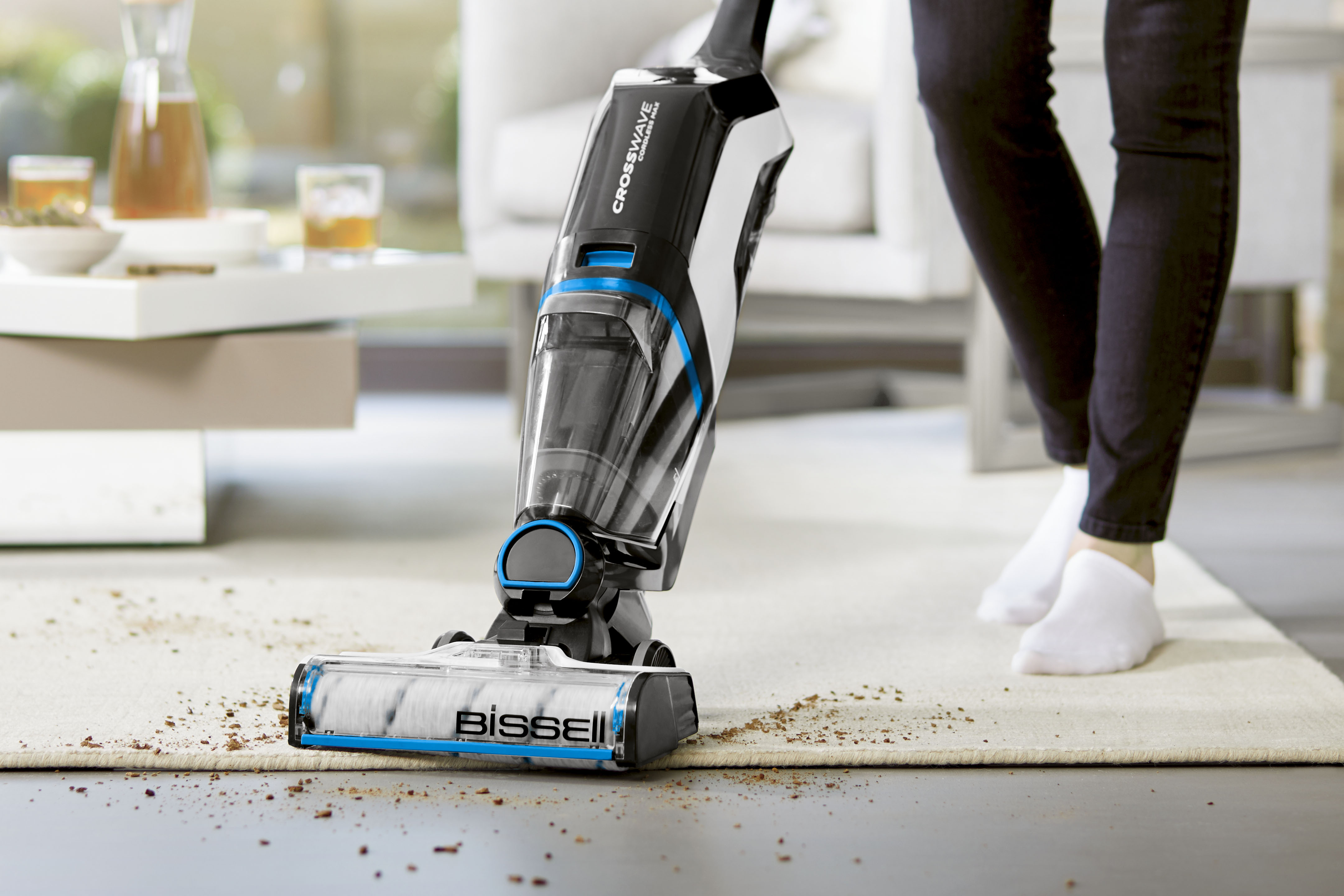 6 Reasons You Need The BISSELL CrossWave Cordless Max
