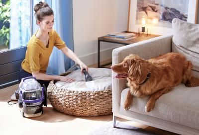 5 Reasons You Need The BISSELL SpotClean Pet Pro