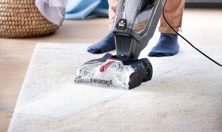 A guide to the BISSELL carpet cleaning range