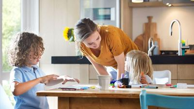 Top tips for cleaning up after the kids