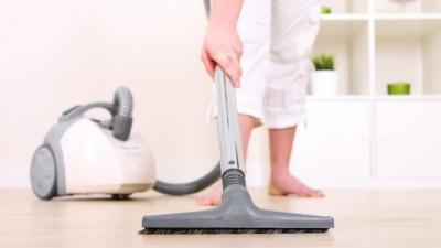 Is vacuuming alone good enough to clean your carpets?
