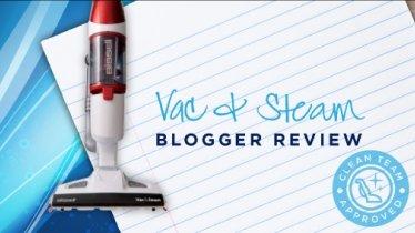 Clean team review: Vac & Steam